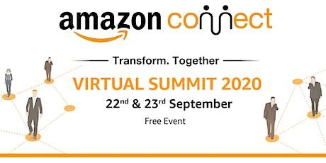 Amazon Virtual Event 2020 tickets