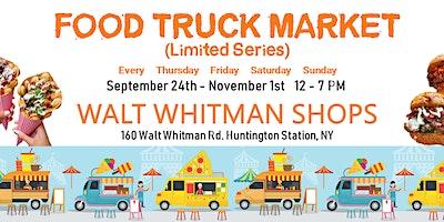 Famous Food Truck Market 2020  (6-week Limited Ser