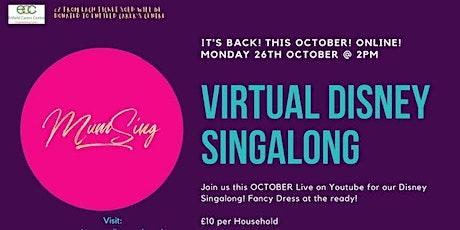 MumSing Virtual Disney Singalong tickets