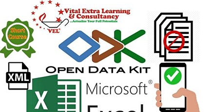 Data Collection and Management using Open Data Kit (ODK) tickets