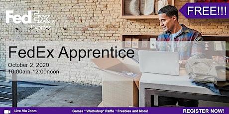FedEx Apprentice tickets