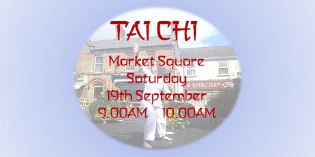 Kildare Town Wellness Weekend ~ Tai Chi tickets
