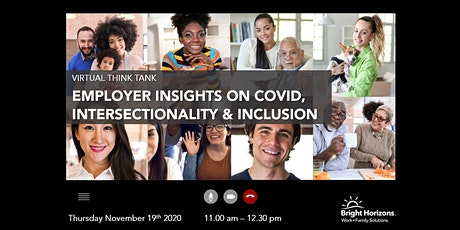 Employer Insights on Coronavirus, Intersectionality and Inclusion tickets