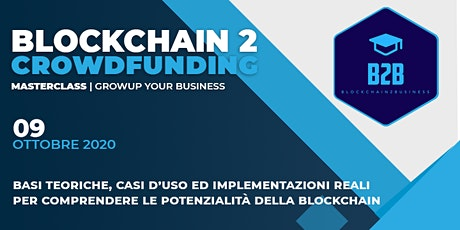 Blockchain 2 Crowdfunding tickets