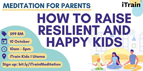 Meditation for Parents tickets