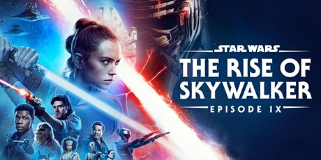 Drive in bioscoop - Star Wars: Episode IX - The Rise of Skywalker tickets
