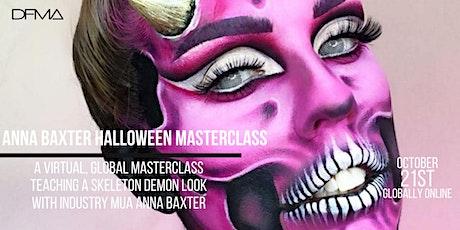 Virtual Halloween Skeleton Demon tickets