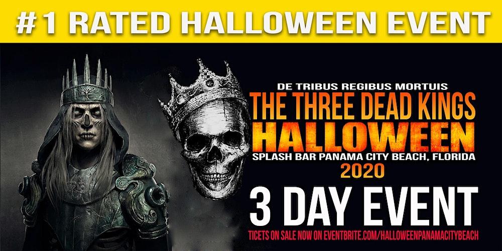 Panama City Halloween Events 2020 Halloween Panama City Beach 2020 Tickets, Sat, Oct 31, 2020 at 8