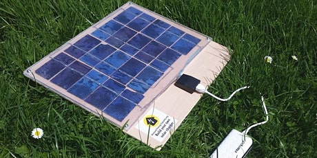 Build Your Own Solar Charger tickets