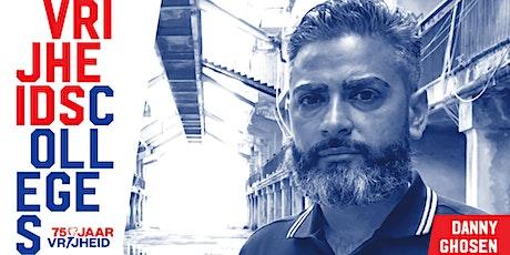 Vrijheidscollege Wageningen: Danny Ghosen tickets