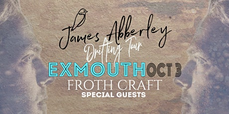 James Abberley Live  - Froth Craft tickets