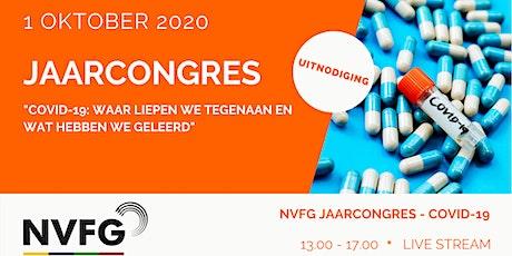 NVFG Jaarcongres tickets