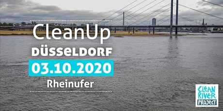 CleanUp Düsseldorf 3.10.2020 Tickets