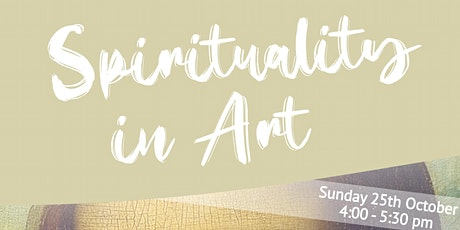 Spirituality in Art tickets