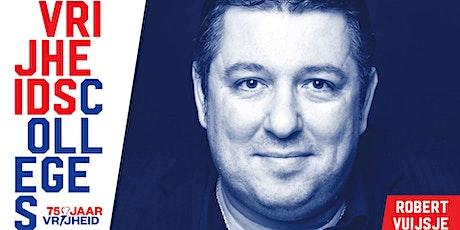Vrijheidscollege Wageningen: Robert Vuijsje tickets
