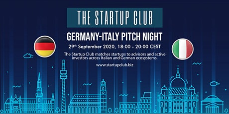 German-Italian Pitch Night tickets