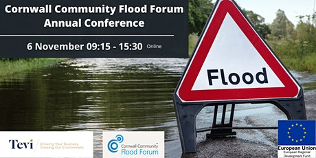 Cornwall Community Flood Forum: Digital Conference tickets