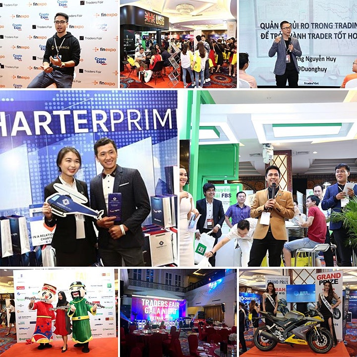 Traders Fair 2021 - Vietnam HCMC (Financial Education Event) image