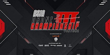 Asia Drone Championship 2020 Virtual tickets