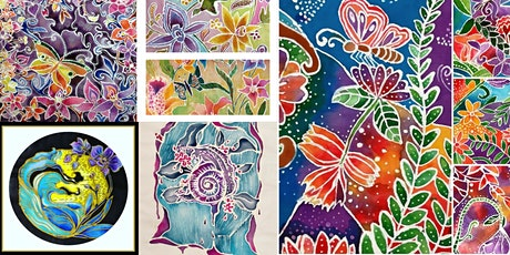 Batik Painting Course starts Oct 24 tickets