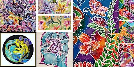 Batik Painting Course starts Oct 24 tickets