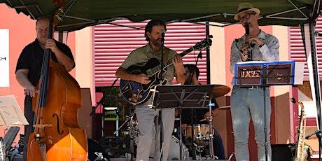 Orballo Jazz Cuartet.  CONCIERTO DE JAZZ & SWING (CULTURA EN BARRIOS ) entradas