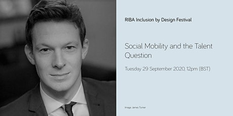 Social mobility and the talent question tickets