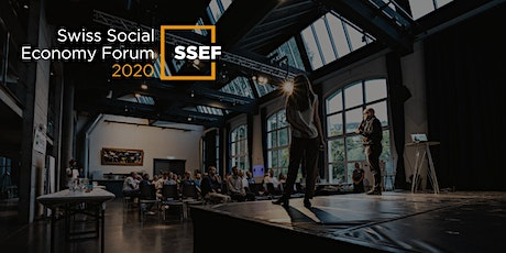 Swiss Social Economy Forum 2020 billets