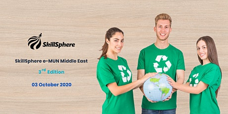 26 Sep 20 - Free MUN Orientation Session for SkillSphere Middle East e-MUN tickets