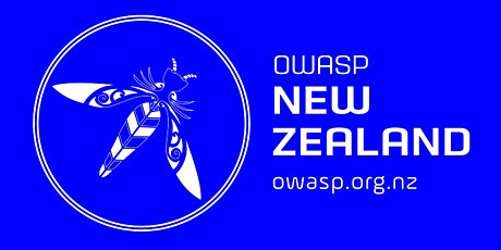OWASP NZ Training - Wellington - Threat Modelling: From None to Done tickets