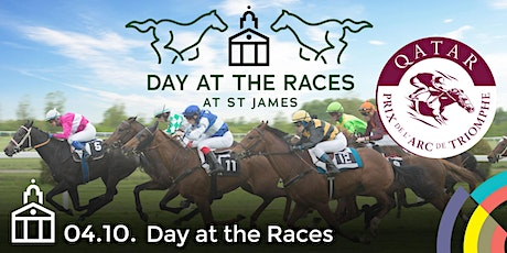 Day at the Races at St James tickets
