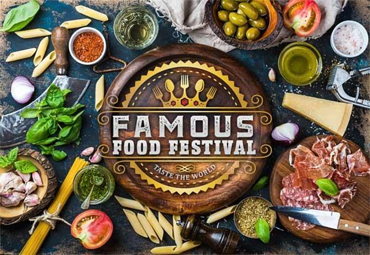 Famous Food Truck Market 2020  (6-week Limited Series) - Long Island, NY image
