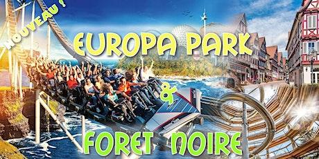 Week-end EuropaPark & Forêt Noire 2020 ☼ nouveau ☼ billets