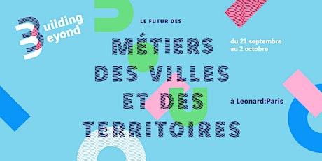 L'Obs 2049 - Les cultures urbaines de demain - Building Beyond 2020 billets