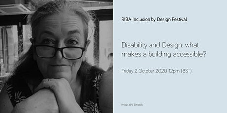 Disability and Design: What Makes a Building Accessible? tickets