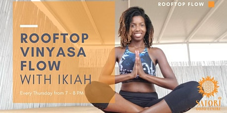 Rooftop Vinyasa Flow tickets