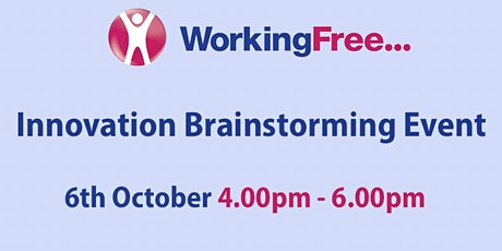 06.10.20 - Innovation Brainstorming Event - Innovation in Stormy Times tickets