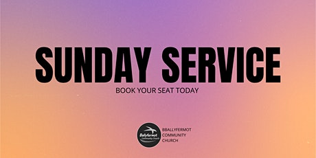 BCC- Sunday Service tickets