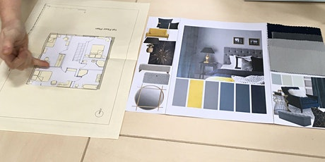 INTERIOR DESIGN COURSE - live online tickets