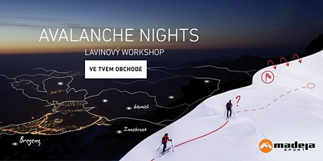 ORTOVOX AVALANCHE NIGHTS | Madeja Sport tickets