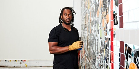 Exhibition Visit: Rashid Johnson. Waves. October tickets