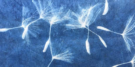 Cyanotype / Sun Printing ONLINE workshop tickets