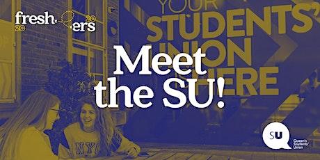 Meet the SU! tickets
