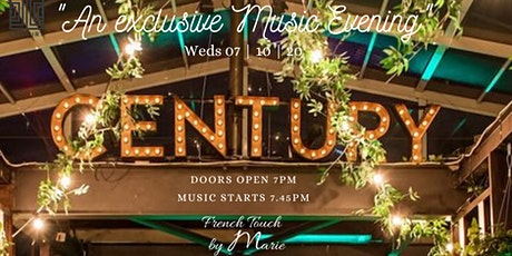 Exclusive Music  Evening at Century tickets