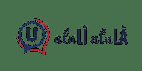 PRESENTAZIONE PERCORSI DI LINGUA INGLESE PER ADULTI biglietti