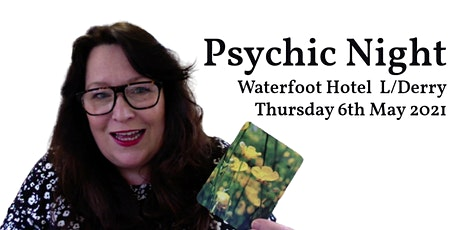 Psychic Night in Derry tickets
