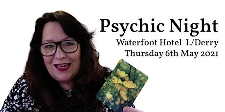 Psychic Night in Derry tickets