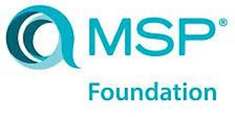 Managing Successful Programmes - MSP Foundation 2 Days Training in Zurich tickets