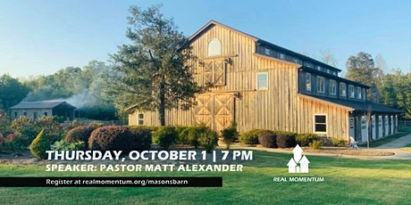 REAL MOMENTUM at The Barn tickets