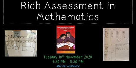 Rich Assessment in Primary Mathematics tickets